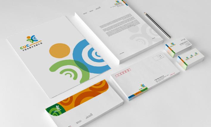 中传幼儿园标志vi设计